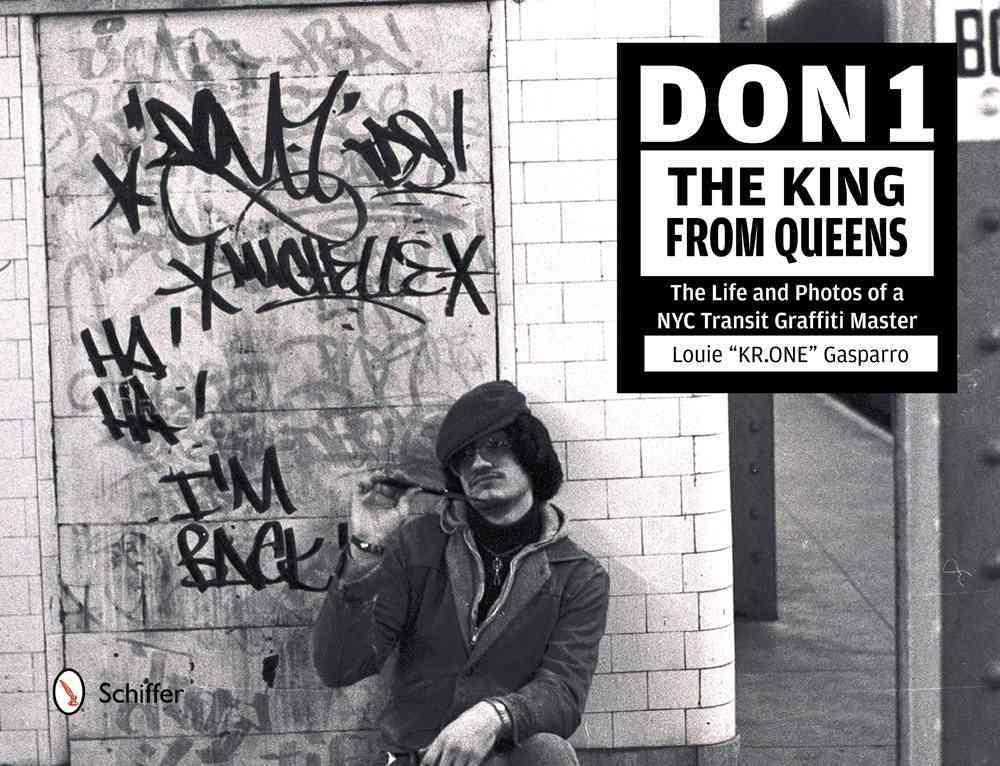 Don1, the King from Queens By Gasparro, Louie